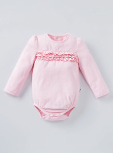 Treasure and new baby young children's children's clothes 2012 pure cotton and sweet, comfortable clothes 356112100