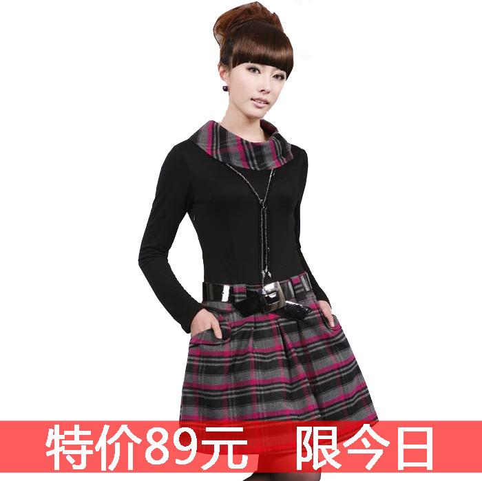 Женское платье 106 2012 Осень 2012 Другое