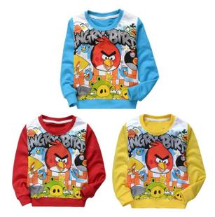 Spring 2012 new sweater Angry Birds