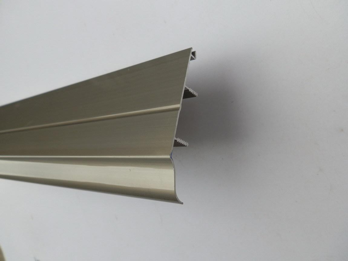 Плинтус Плинтус аксессуары алюминиево магниевого сплава пряжки пола плинтус имитации нержавеющей стали водонепроницаемый зелёный