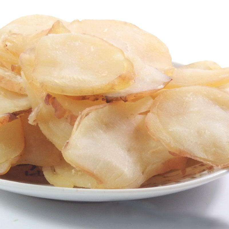 信礼坊 海鲜零食 果树栀烤鱿鱼足片 章鱼足片 200g