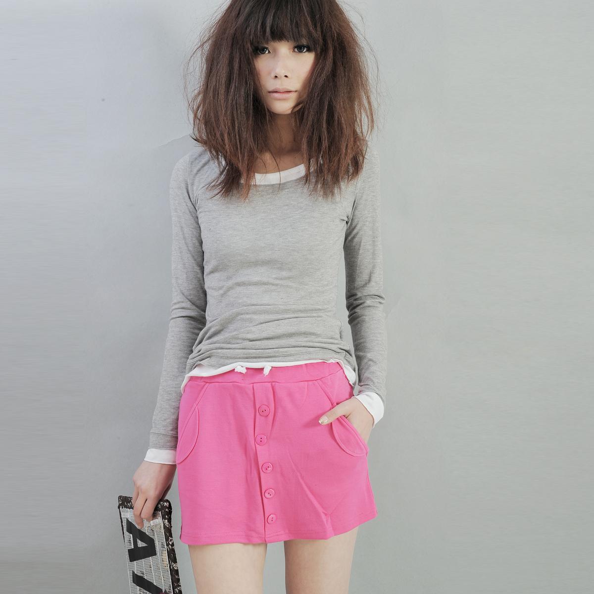 Женские брюки Love is willing to 22010009/1 Tmall 2011 22010009 Шорты, мини-шорты Другая форма брюк