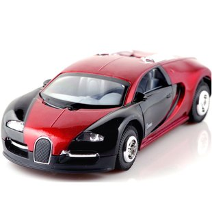 Bugatti Veyron Wei BBS 1:32 Dragon alloy RC car alloy car model acousto-optic version of children's toys