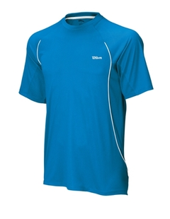 [Buy-one-get-one] Wilson/nCode men's tennis T-shirt clothing WRA1306