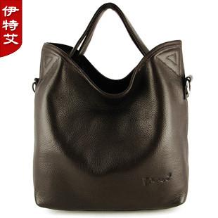 Сумка Intasteye mmf27256 2012 Жен. Женская сумка Однотонный цвет Кожа быка