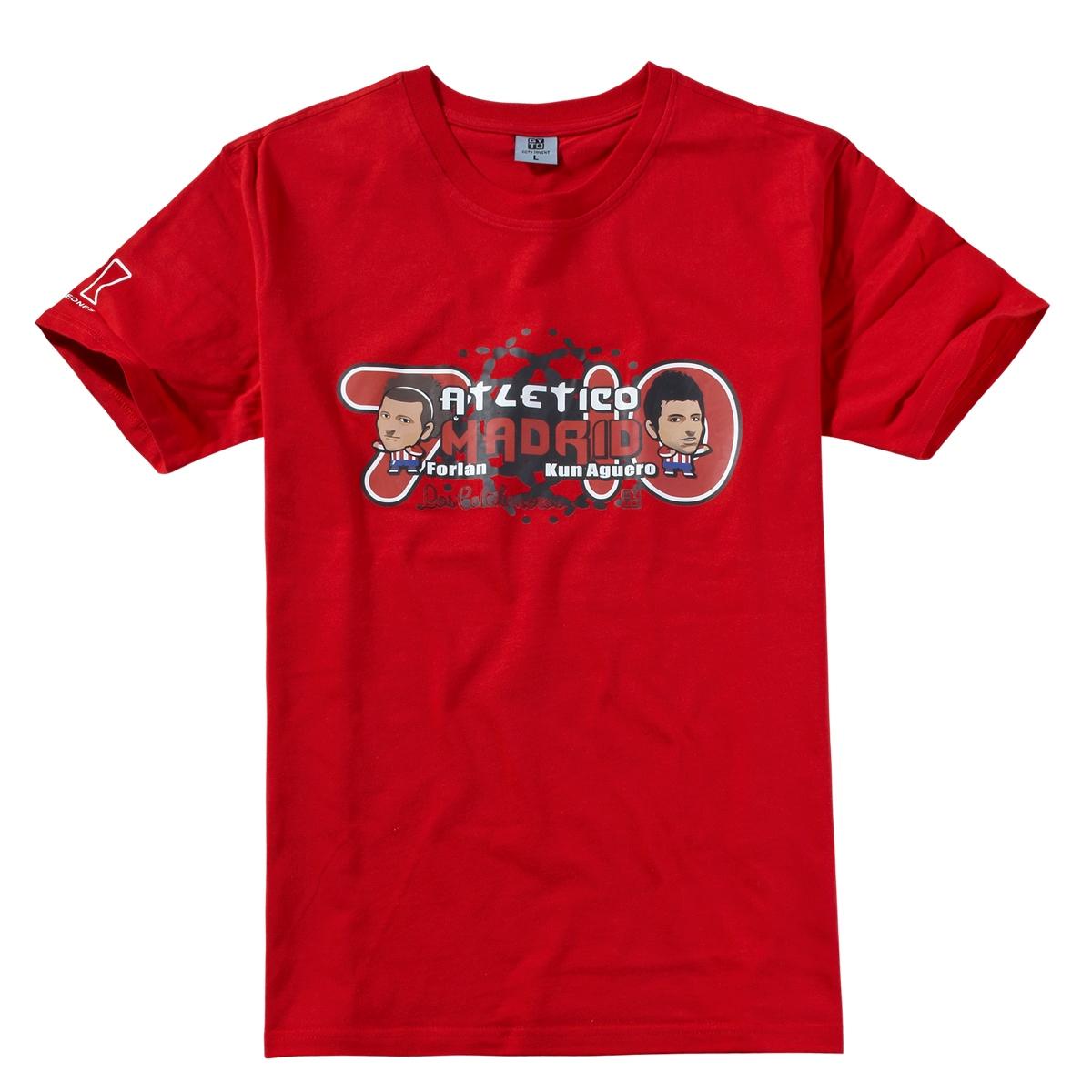 Спортивная футболка GOTY 1106 Свободный Воротник-стойка 100 Дизайн