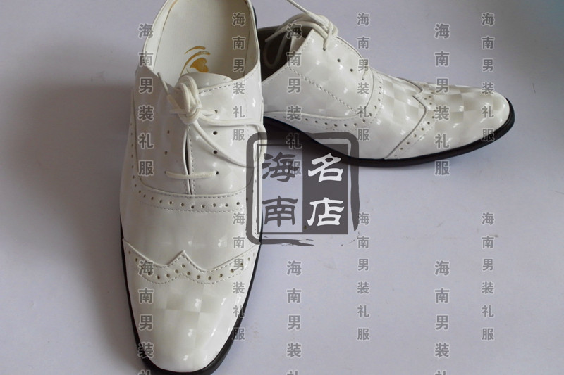男士皮鞋  结婚季影楼拍照皮鞋 新郎鞋结婚鞋 演出鞋 宴会鞋