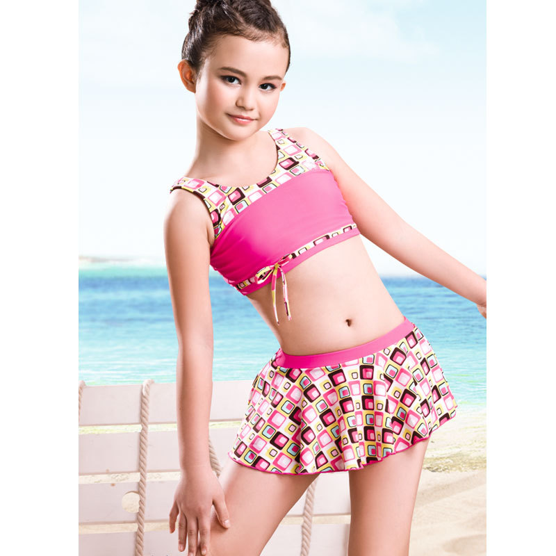 14 year old girl in bathing suit