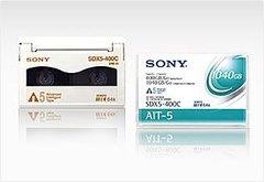 SONY AIT 磁帶 SDX5-400C