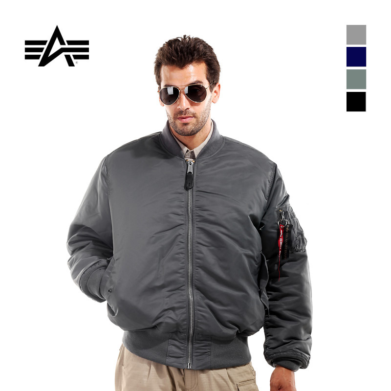 Куртка милитари Alpha Industries mjm21000c1 Alpha MA