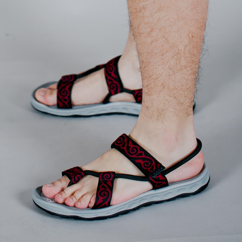 2014越南橡胶防滑男女情侣款运动凉鞋户外休闲夹趾夏季男女沙滩鞋
