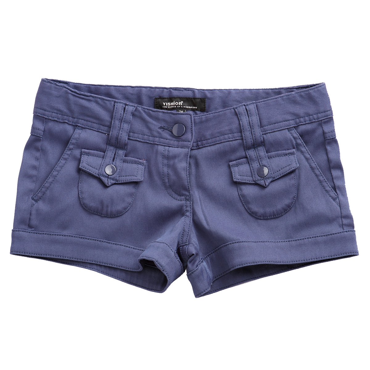 Женские брюки Yishion 49220516w 2011 129 Шорты, мини-шорты Прямые