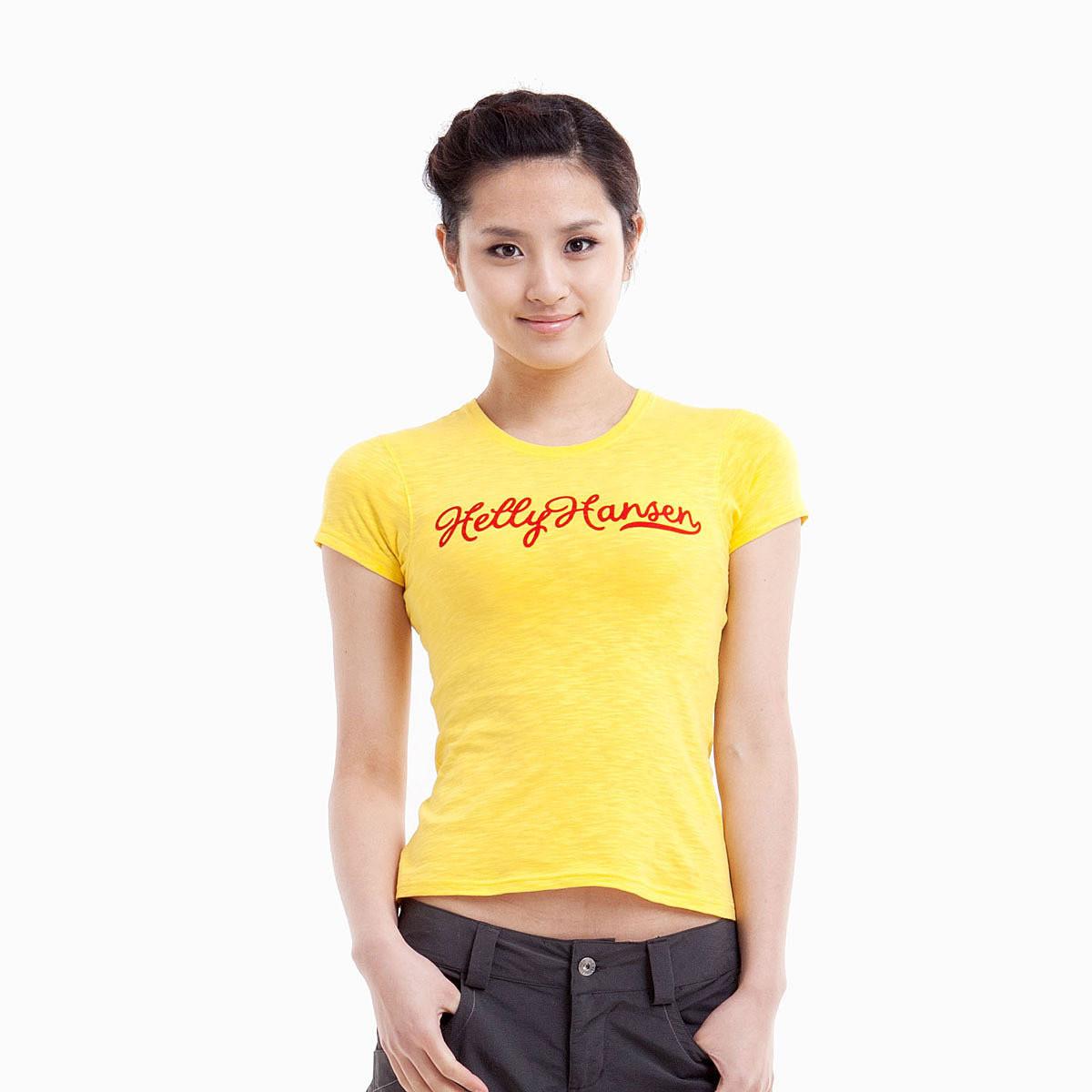Спортивная футболка Helly Hansen 61122001mt05536 HH 05536 Стандартный Воротник-стойка Органический хлопок Для спорта и отдыха Воздухопроницаемые, Ультралегкие, Быстросохнущие, Влагопоглощающие, Суперэластичные Рисунок, Логотип бренда