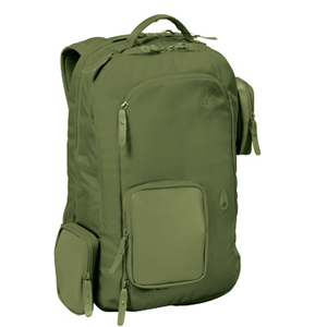 港行正品 NIXON SHADOW BACKPACK 尼克松 暗影系列双肩包