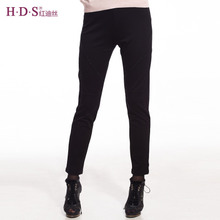 Red Edith 2013 new spring Slim knitted leggings tights HD14110