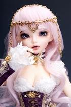 Sd bjd FL1 4bjd 1 4bjd -Chloe to send the girl doll doll eyes on