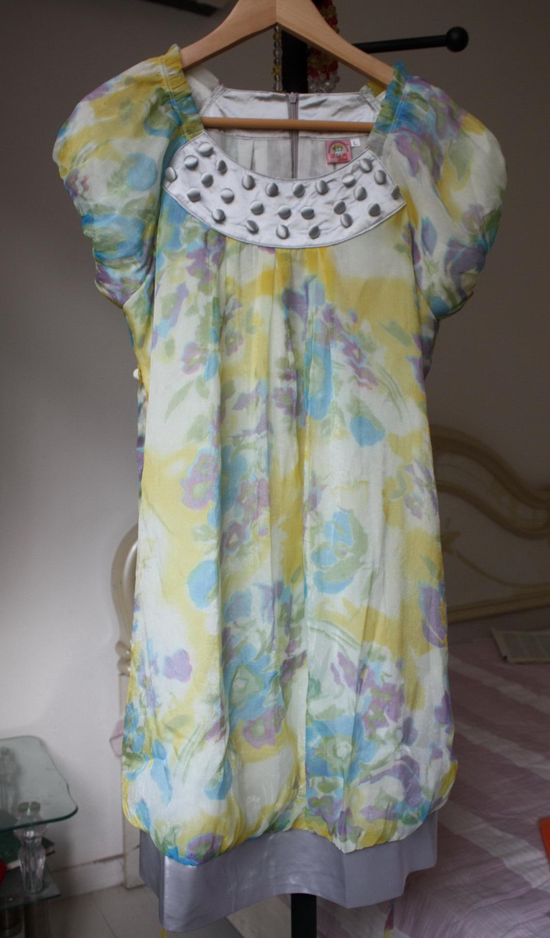 Платье для беременных The beauty of pregnant children 7914