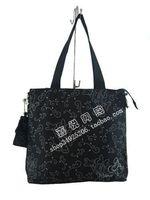 超炫新款--正品迪士尼米奇包包 单肩包*大容量米奇包Z279496黑色