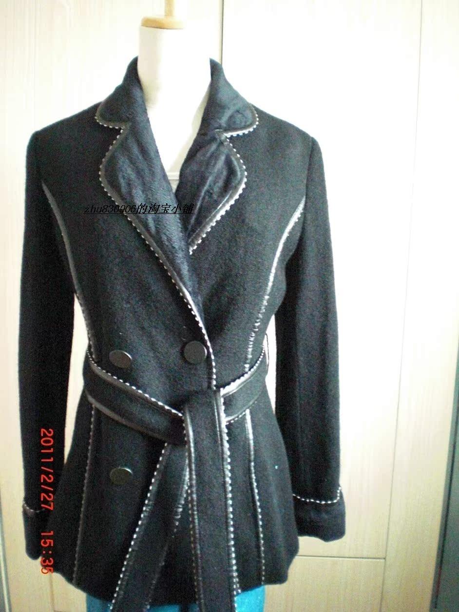 женское пальто Реальный размер seasky watersky талию стройнее шеи вниз мозаика уникальный дизайн пиджак