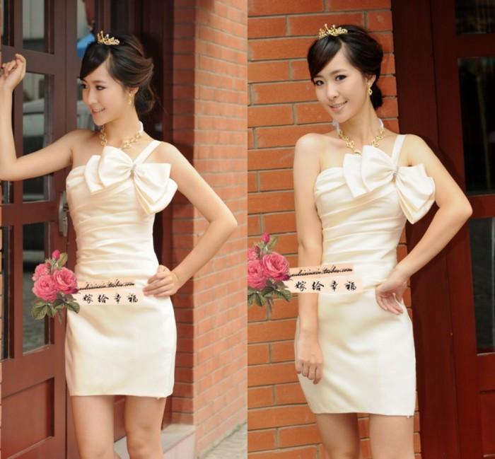 Вечернее платье Тост красное платье 2010 новый стиль платья невесты, Свадебные Платья свидетельницы/подружек невесты