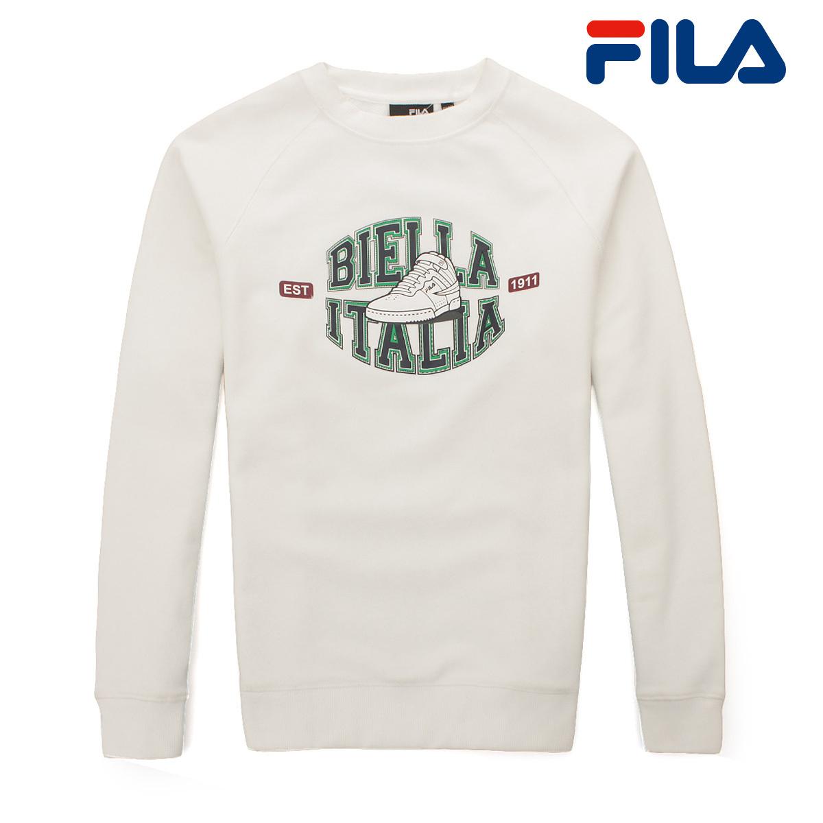 Спортивная толстовка Fila 6043201/2 6043201-2 Для мужчин Пуловер 100 Осень 2010