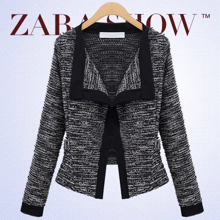 женское пальто Zara show 9147 Zara show