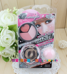 Second killing Japan KOSE KOSE Cosmagic honey blush powder through three color genuine mail
