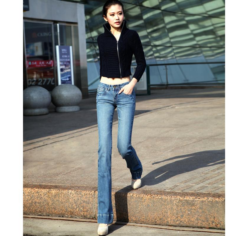 Джинсы женские Мисс Sixt новый супер тонкий бедра весной классические микро Раман женской талии джинсы джинсовые брюки