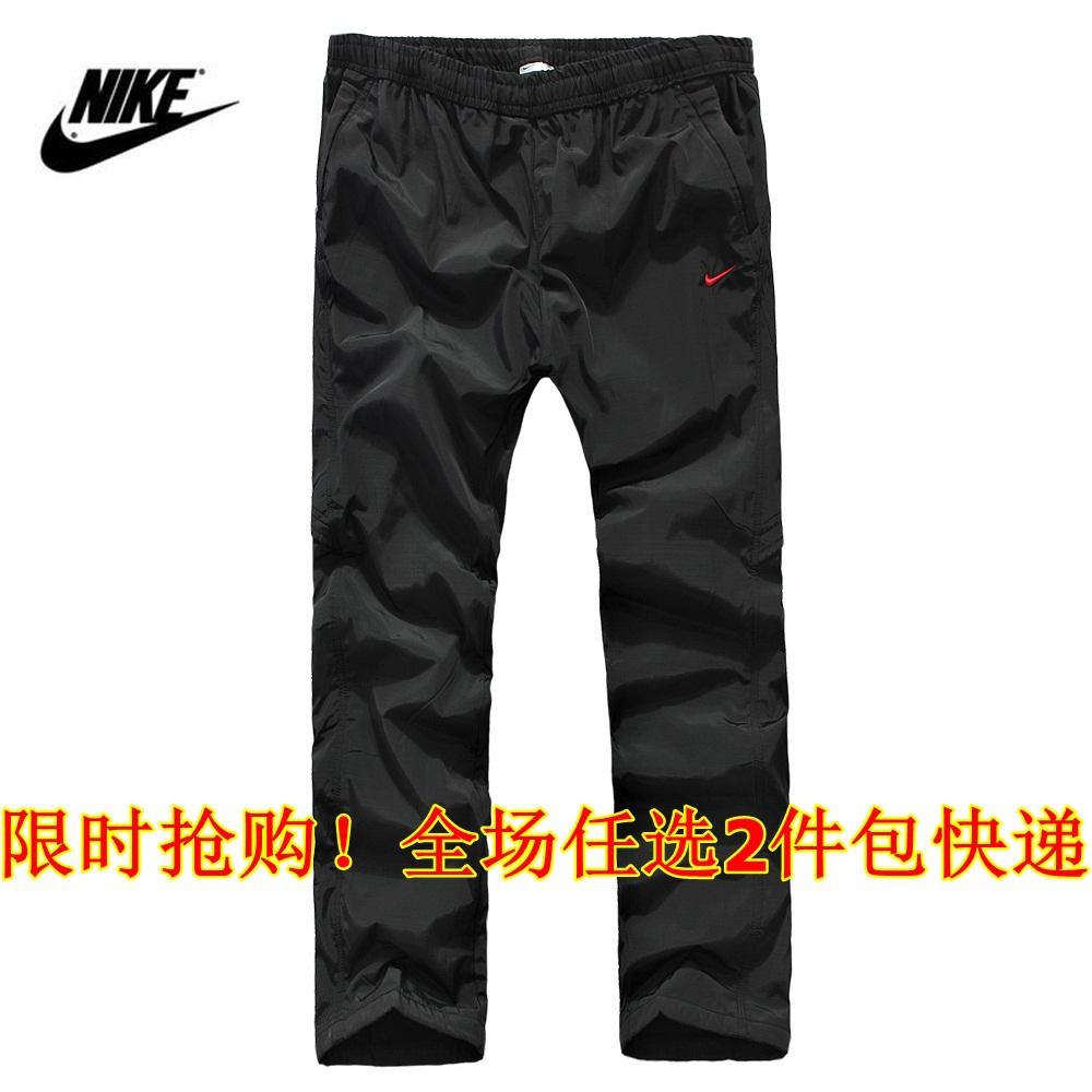 Брюки хлопчатобумажные Nike 77/88 2012 Спортивный Молодежь