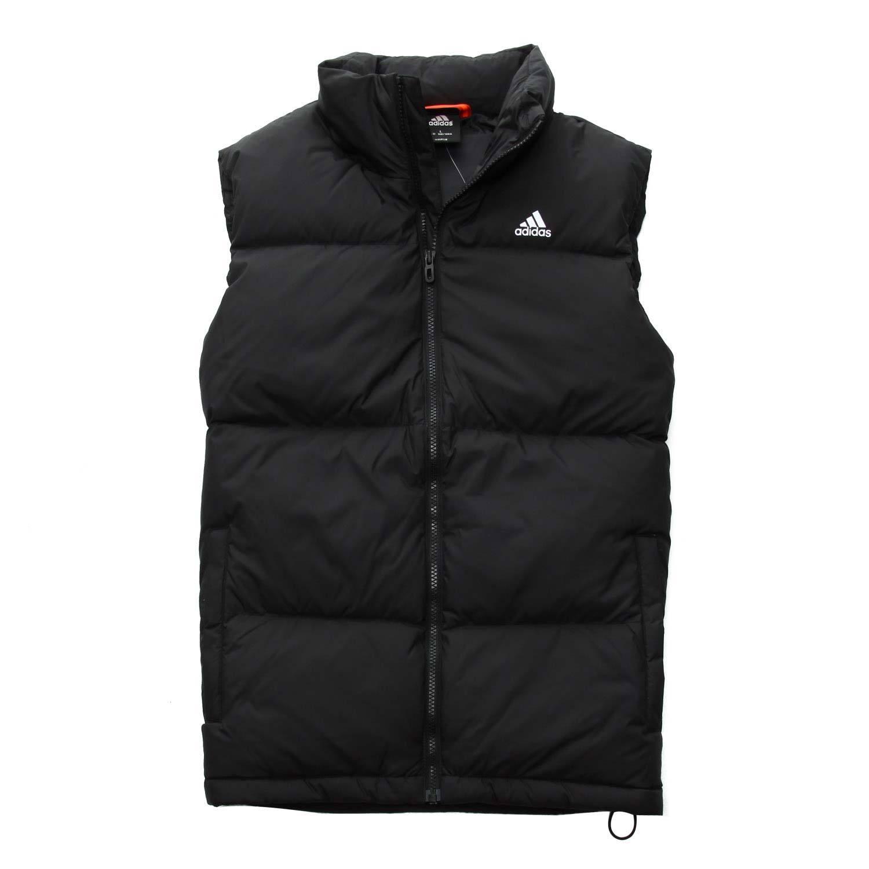 阿迪达斯adidas羽绒背心 专柜正品男装 2012新款运动服 w65143
