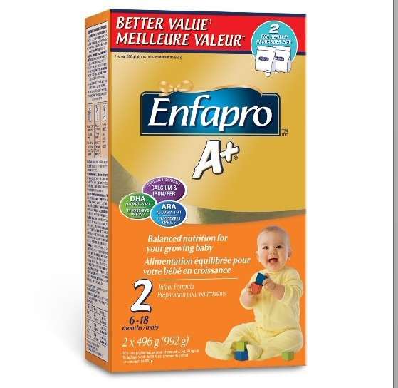 Mead Johnson  Enfapro A+