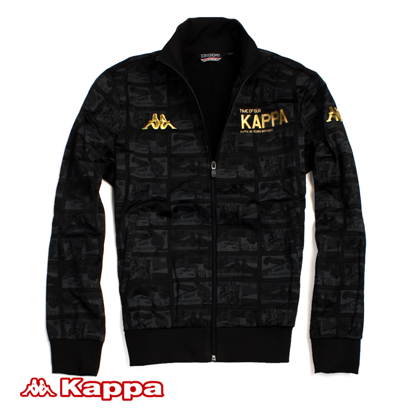 Спортивная толстовка Kappa k2093wk151/990. K2093WK151-990 Мужская Кардиган Спорт и отдых