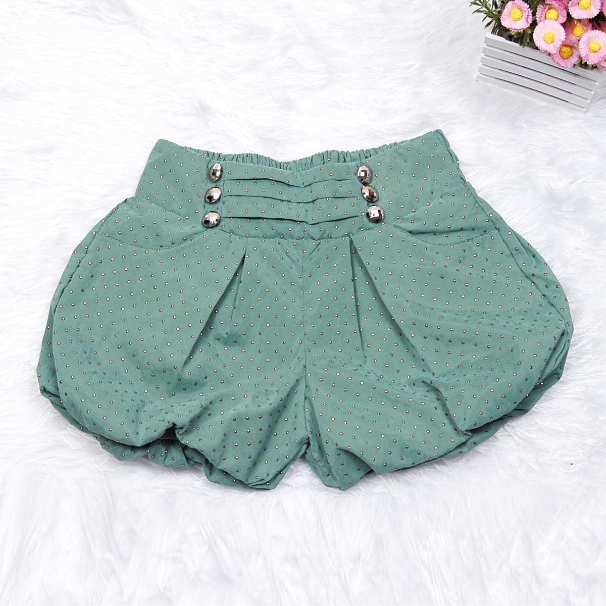 Женские брюки Aegean mystery of Shadow 1247 Шорты, мини-шорты Шаровары Дикие должны быть удалены