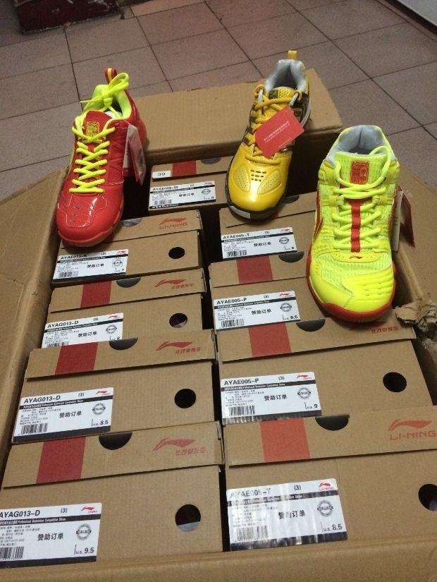 Обувь для бадминтона Lining  CP AYAE(G)013 AYAE008 AYAE005