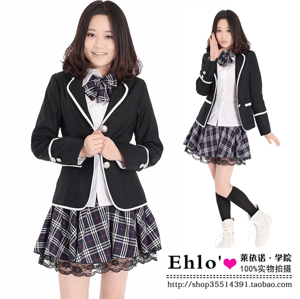 Korean School Uniforms