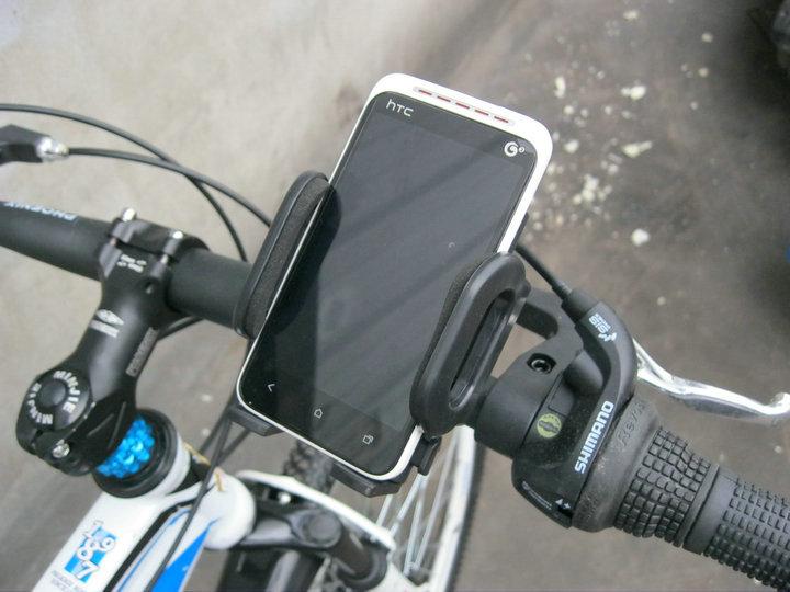 Как сделать держатель телефона для велосипеда своими руками