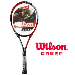 [50 percent discount] Wilson/nCode/Weir WINS Six.One Comp tennis racket T3273