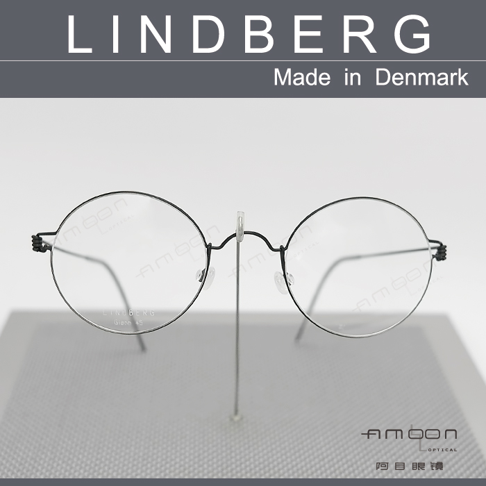 Glasses Frames Made In Denmark : amoon counters Denmark lindberg Glenn Lindberg rim series ...