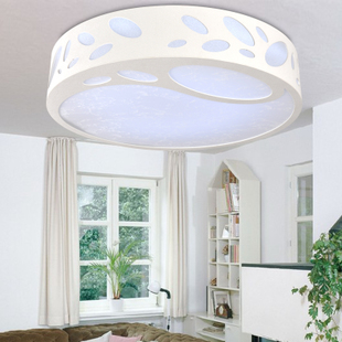 Ceiling light romantic garden bedroom lighting ideas modern simple carved ceiling lamp living room lamps and 6,053