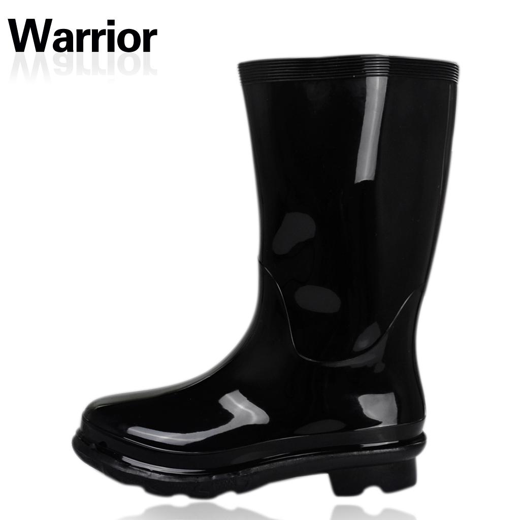 正品 回力 雨鞋 男 套鞋 高筒 半中筒雨靴子 牛筋套鞋 818