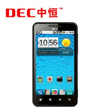 Мобильный телефон DEC K9 2.3 Android / Эндрюс Емкостный сенсорный экран 4,3 дюйма Wi-Fi доступ в Интернет, GPS навигация 512 Мб