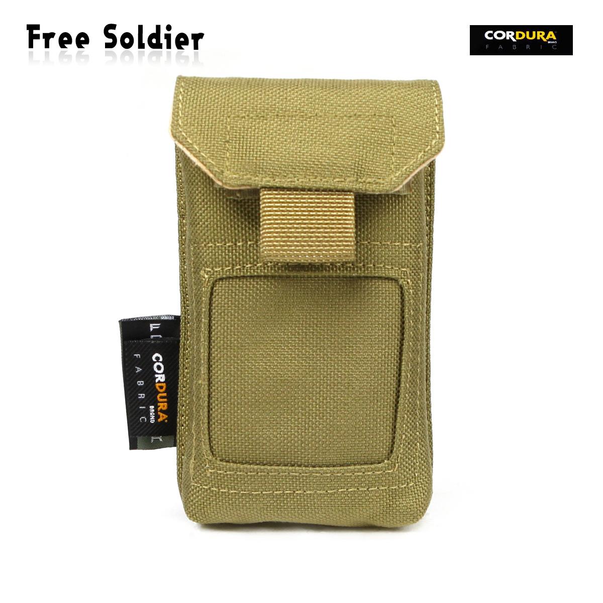 Сумка с ремнем Free Soldier FS/071 EDC Free Soldier / free soldiers