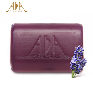 United Kingdom AA mesh lavender essential oil SOAP-handmade soap 125g acne oil control cleansing