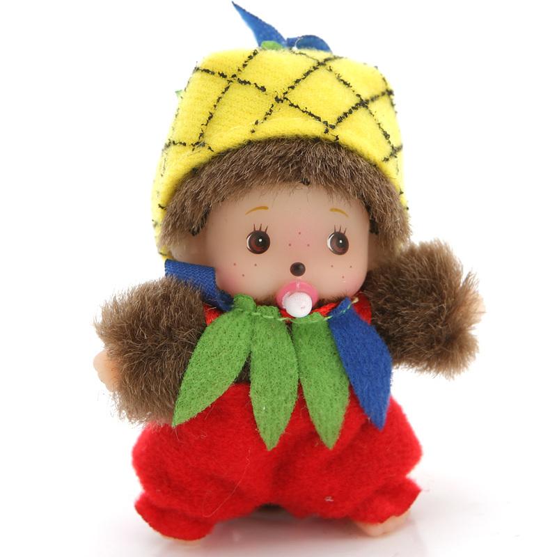 童话玩具梦奇奇卡通动漫玩偶可爱公仔洋娃娃手机挂件包包挂件8014