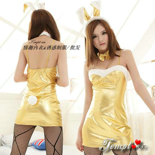 Genuine COSPLAY hot game show Christmas clothes even Halter Christmas Pack suits game uniforms