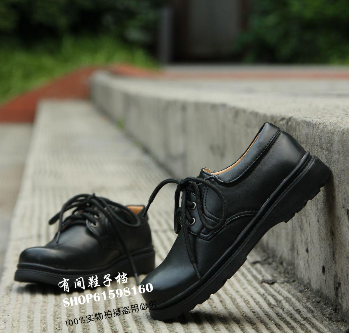 Детская кожаная обувь Other brands T609 COS Девочки, Мужчины, Унисекс Искусственная кожа Шнурок Резина