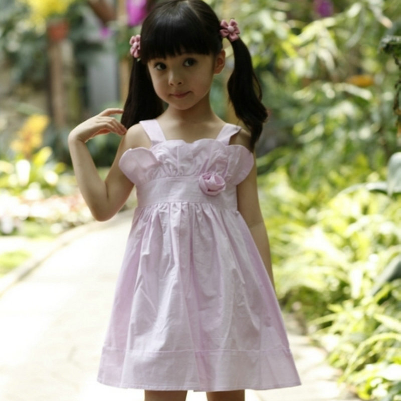 special 2012 summer new children's cotton dress explosion models children girls dress