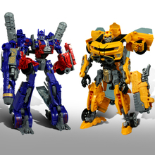Collector deformation toys Ares king kong Bumblebee optimus prime deformation robot child model