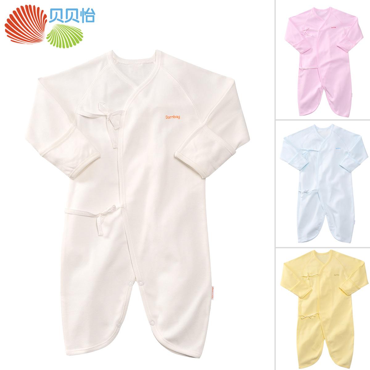 Одежда с запахом Bornbay / Beibei Yi Хлопок (95 и выше) Застёжка сбоку на верёвочки % Длинный рукав