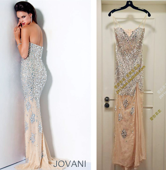 Jovani платья доставка